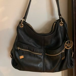 Genuine leather Michael Kors bag